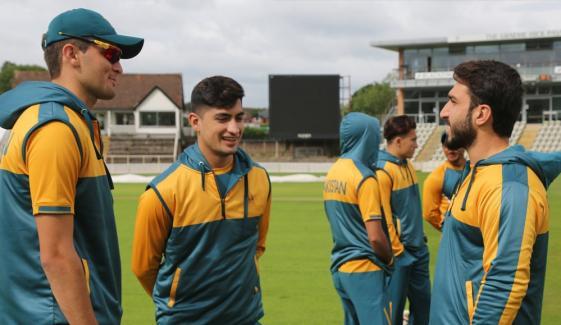 پاکستان ٹیم آج آرام اور کل انٹر اسکواڈ پریکٹس میچ کھیلے گی  