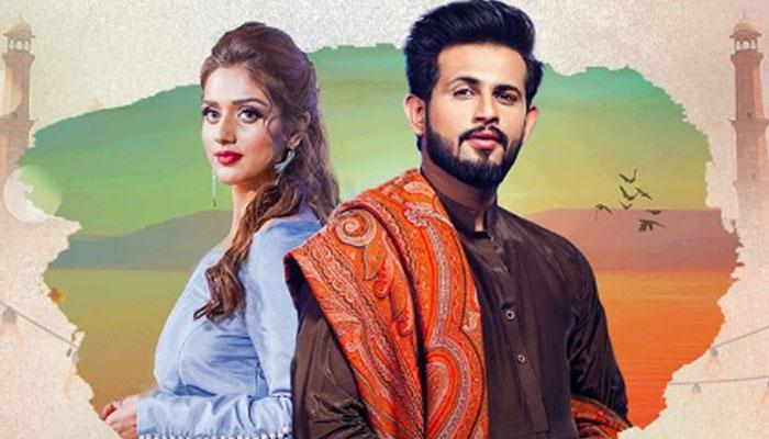 بلال سعید کے گانے کی ویڈیو میں ٹک ٹاکر جنت مرزا  بھی شامل
