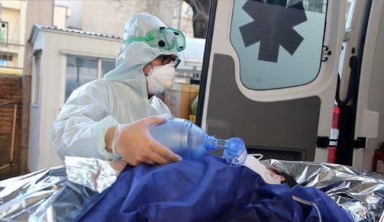 کے پی میں 24 گھنٹوں کے دوران کورونا سے 8 افراد انتقال کرگئے