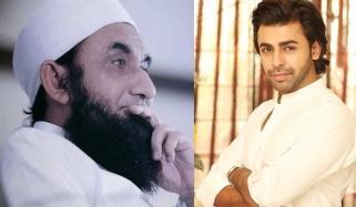 فرحان سعید کا مولانا طارق جمیل کو خراج تحسین