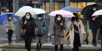 جاپان اور چین میں بارشوں سے تباہ کاریاں جاری