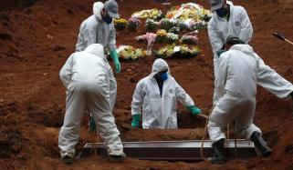 دنیا میں کورونا سے ہلاکتیں 5 لاکھ 36 ہزار سے متجاوز