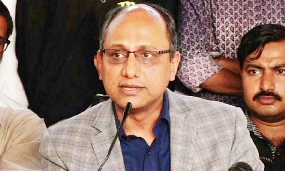 وفاقی وزیر نے غلط دستاویزات کو جے آئی ٹی کہا: سعید غنی