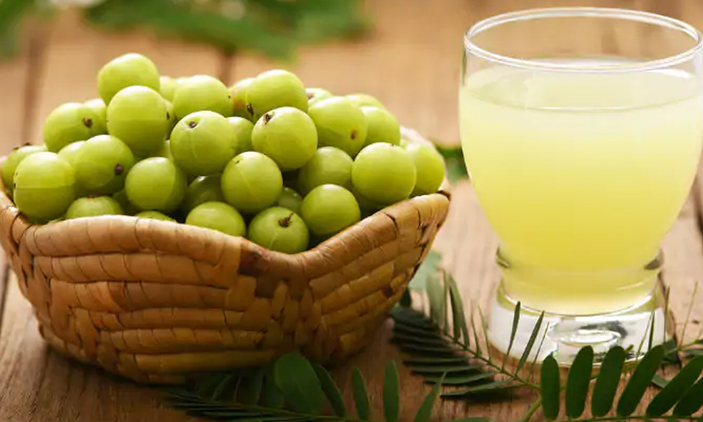 نہار منہ آملہ کھانے کے صحت پر حیرت انگیز فوائد
