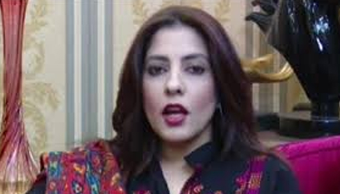 عزیر اور ذوالفقار مرزا کے تعلق سے متعلق فہمیدہ مرزا سے پوچھا جاٸے، پلوشہ خان