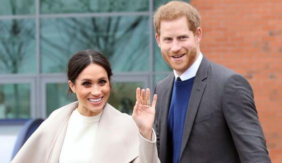 ہیری اور میگھن کا تاحال پرنس چارلس پر انحصار