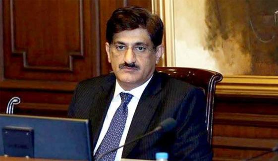 وزیراعلیٰ سندھ کا وزیراعظم کو خط