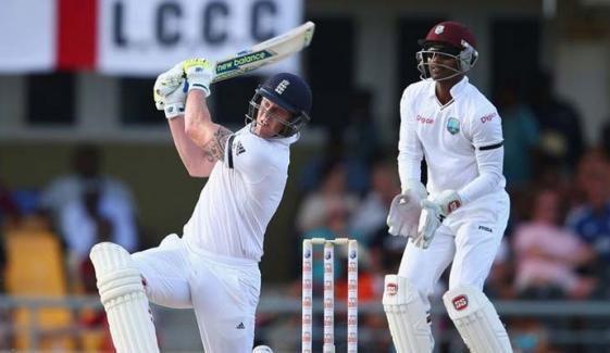 انگلینڈ، ویسٹ انڈیز کے درمیان پہلا ٹیسٹ کل سے کھیلا جائیگا