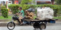 کراچی: آج بھی بارش سے پہلے تیز ہوائیں چلنے کا امکان