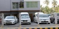 کراچی، کار شو روم میں ڈکیتی کی بڑی واردات