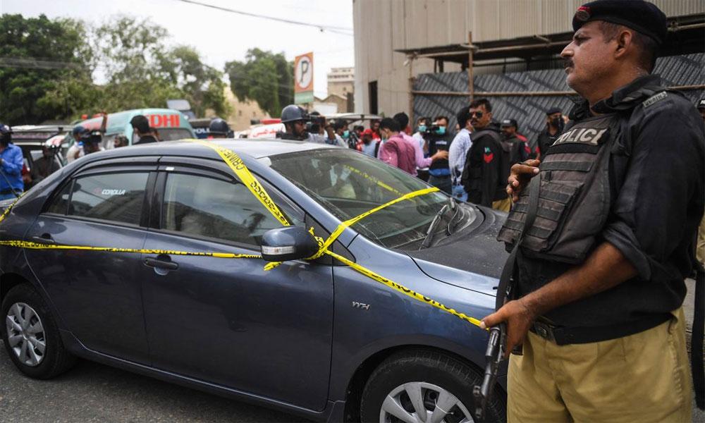 اسٹاک ایکسچینج حملہ، استعمال ہوئی گاڑی کس کس کے پاس رہی؟