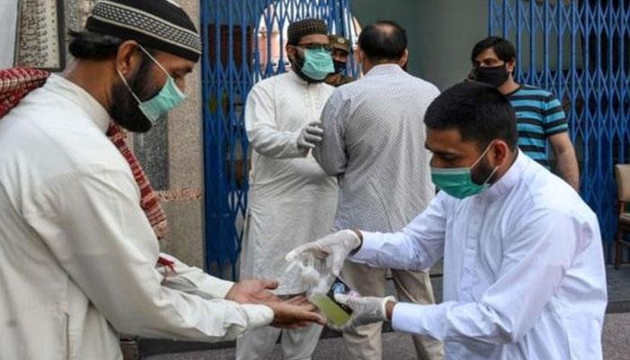 بلوچستان میں کورونا کیسز میں کمی