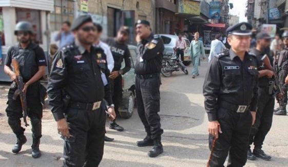 کراچی: دہشتگردی خدشہ، SSU کمانڈوز تعینات