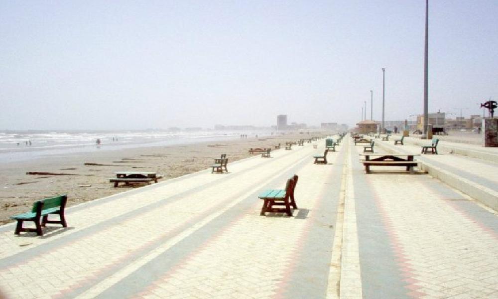 کراچی میں سمندری ہوائیں بند، گرمی میں اضافہ