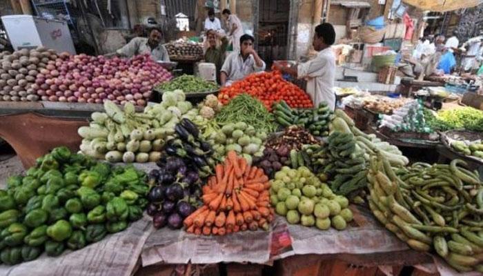 لاہور، سبزیاں من مانی قیمتوں میں فروخت ہونے لگیں