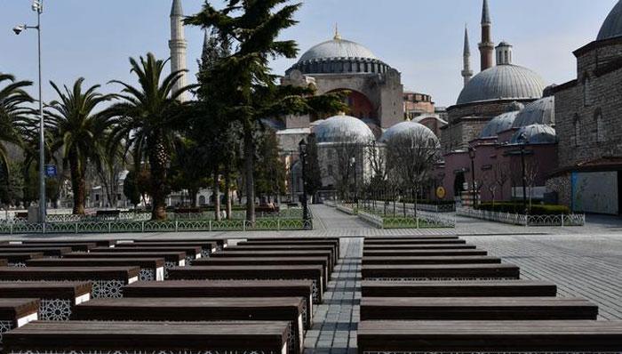 ترکی: آیا صوفیہ کو میوزیم میں تبدیل کرنے کا فیصلہ کالعدم