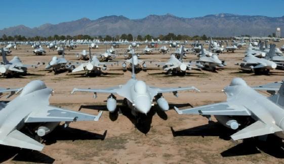 امریکا کی جاپان کو 105 ایف 35 طیاروں کی فروخت کی منظوری