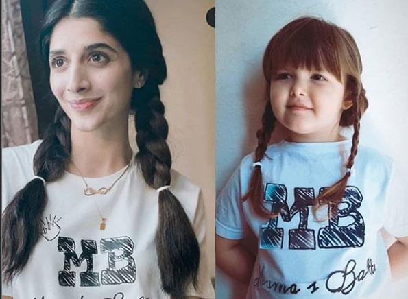 3 سالہ البانوی بچی نے پاکستانی اداکاراؤں کا روپ دھار لیا
