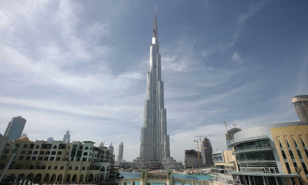 برج خلیفہ بنانے والی کمپنی کی ریٹنگ زمین بوس ہوگئی