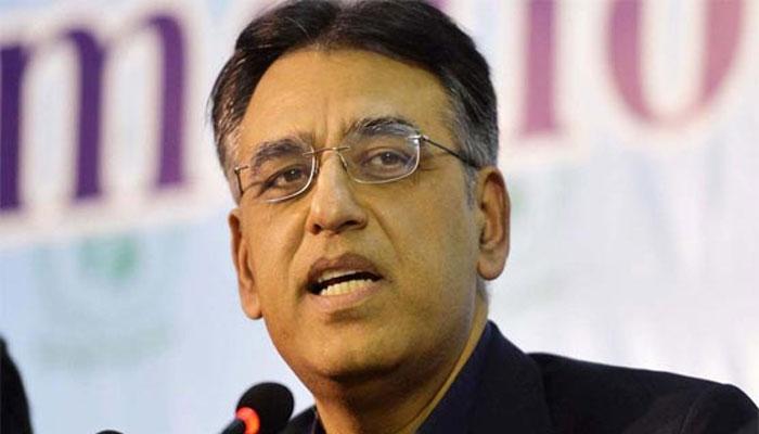 کراچی میں کل سے غیر اعلانیہ لوڈشیڈنگ نہیں ہو گی، اسد عمر