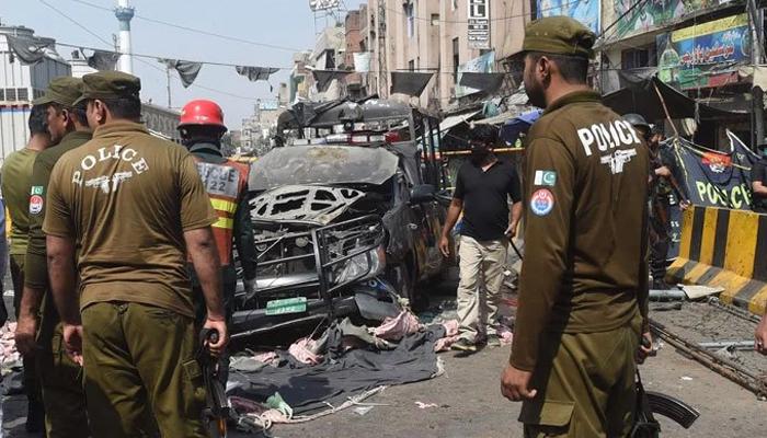 داتا دربار دھماکا کیس: سہولت کار کو 64 سال قید کی سزا
