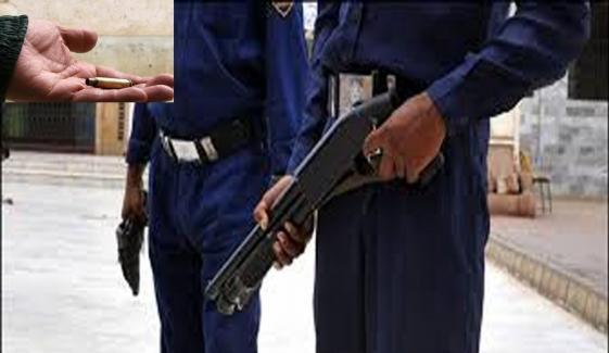 کراچی، اتفاقیہ گولی چلنے سے چوکیدار جاں بحق