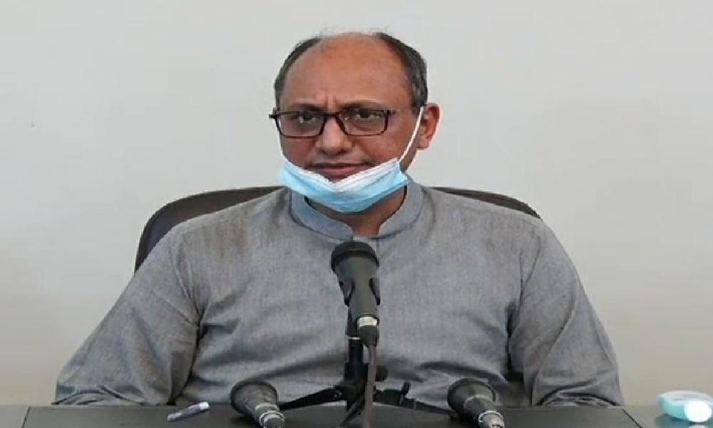 عزیر بلوچ کے عمران خان سے شمولیت کیلئے مذاکرات چل رہے ہیں،سعید غنی
