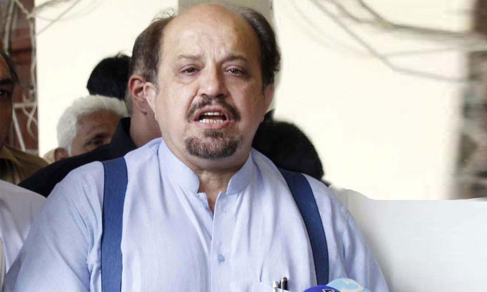 پی ٹی آئی کا سندھ حکومت کیخلاف نیب میں جانے کا اعلان