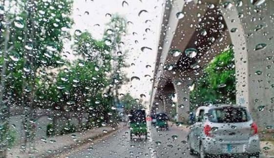 لاہور اور گردو نواح میں بارش، گرمی کا زور ٹوٹ گیا