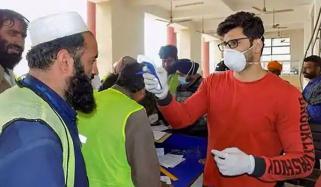 بلوچستان میں کورونا کیسز میں نمایاں کمی