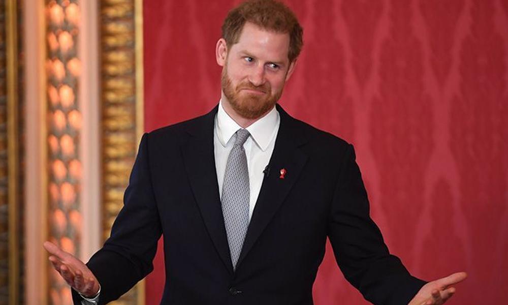 امریکا میں مقیم پرنس ہیری مالی مشکلات کا شکار
