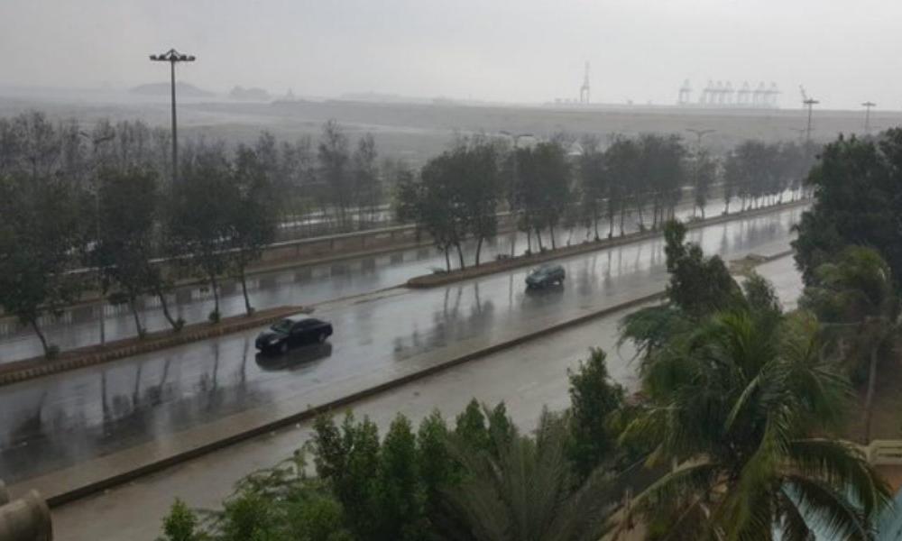 کراچی میں بارش کادوسرا سسٹم 24 جولائی کو بننے کا امکان