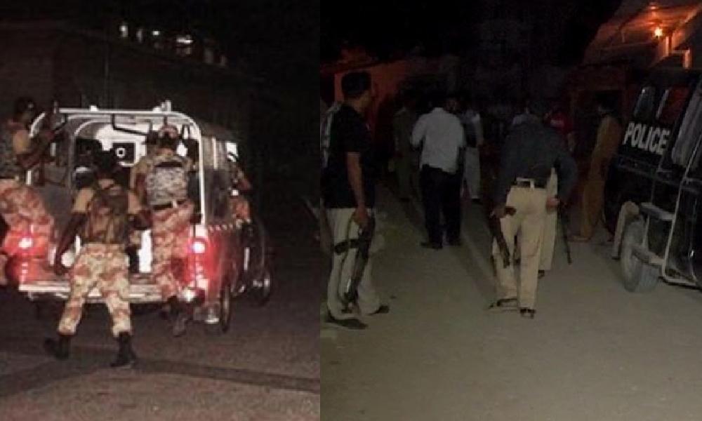 کراچی، مختلف علاقوں سے موٹرسائیکل لفٹرز اورمنشیات فروش گرفتار