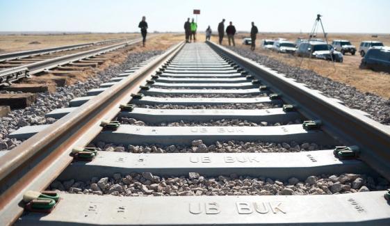 بھارت کو چاہ بہار ریل پراجیکٹ سے الگ کر دیا