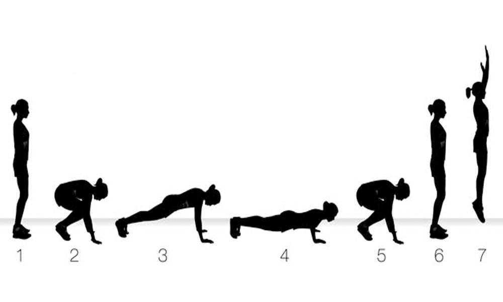ایک ہفتے میں دو کلو وزن کم کرنے والی 5 ورزشیں