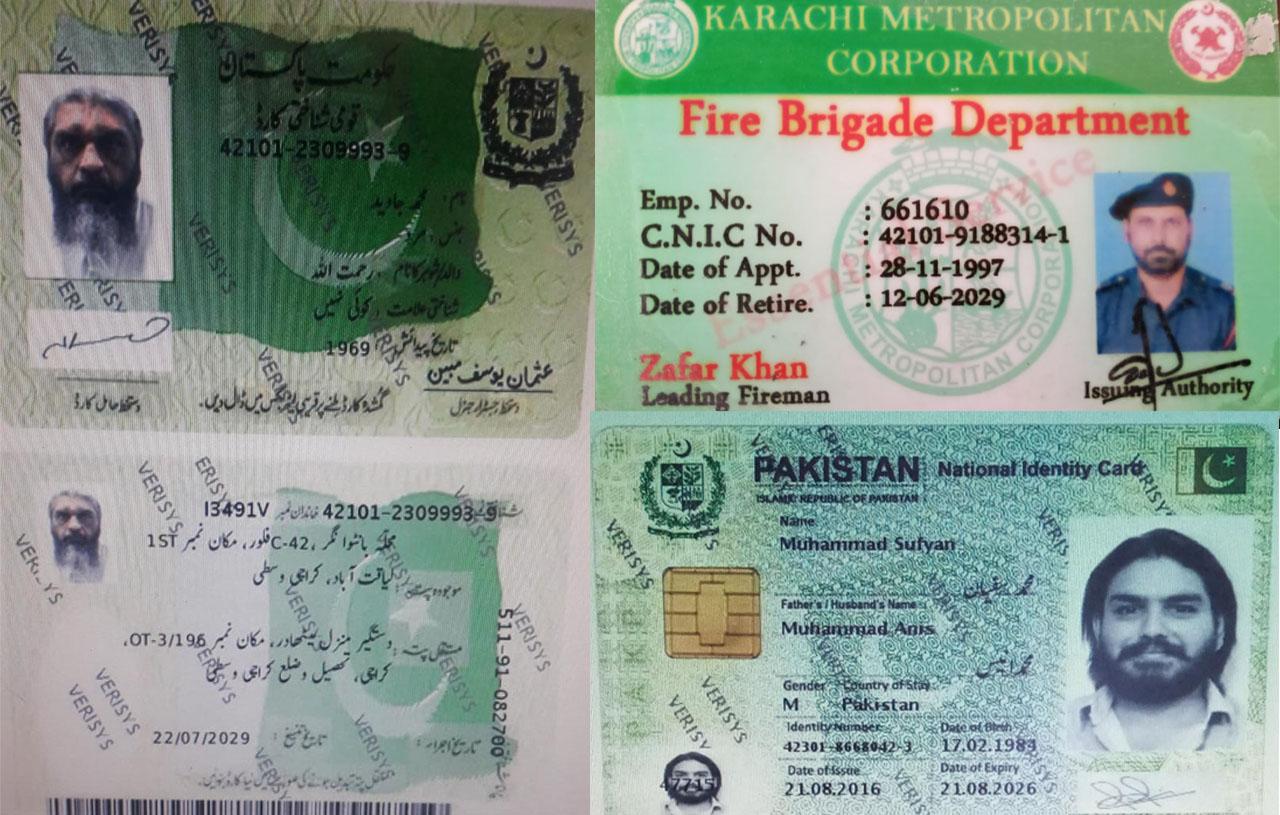 کراچی: 'را' کے سلیپر سیل کا کارندہ 2 ساتھیوں سمیت گرفتار