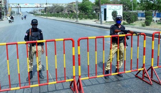سندھ: لاک ڈاؤن میں ایک ماہ کی توسیع