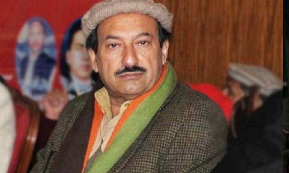چالیس چوروں کے سربراہ نااہل عمران نیازی ہیں، زاہد خان