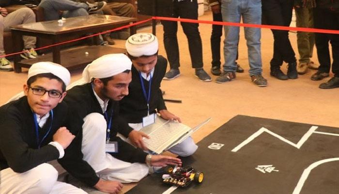 مدرسے کے طالبعلموں نے ترکی کے ٹیکنالوجی فیسٹول میں جگہ بنالی
