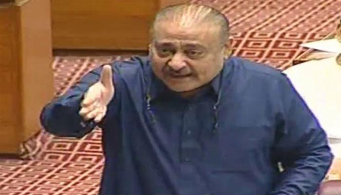 کیا وفاق سے کراچی کے ایم این ایز کوملنے والی رقم سیوریج پر لگی؟ قادر پٹیل