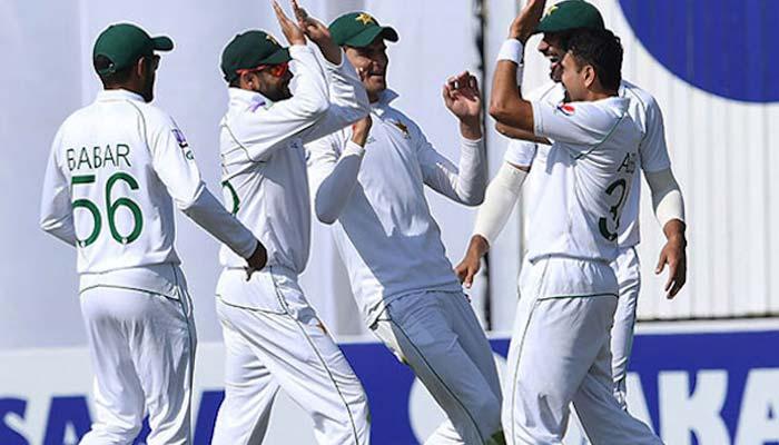 انگلینڈ کیخلاف ٹیسٹ سیریز سے قبل پاکستان ٹیم کی نئی کٹ متعارف