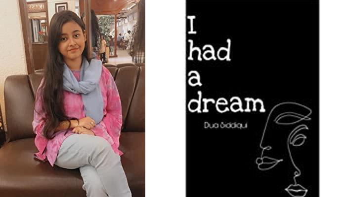 14 سالہ بچی نے 100 نظموں کی کتاب لکھ دی