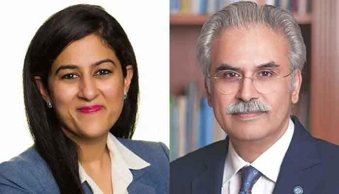 وزیراعظم نے تانیہ ایدروس اور ڈاکٹر ظفر مرزا کے استعفے منظور کرلیے