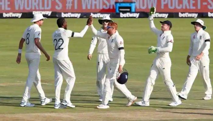 پاکستان کے خلاف پہلے ٹیسٹ کیلئے انگلش اسکواڈ کا اعلان