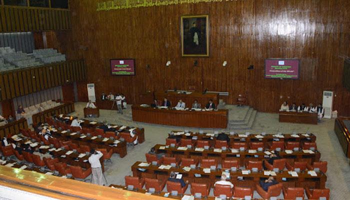 FATF قانون سازی کیلئے سینیٹ اجلاس آج طلب