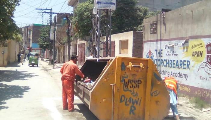 صفائی و ستھرائی کے ادارے نے عید پر صفائی پلان تیار کرلیا