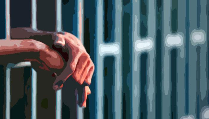 گجرات : جیل میں 101 سال عمر کا قیدی علالت کے باعث انتقال کرگیا