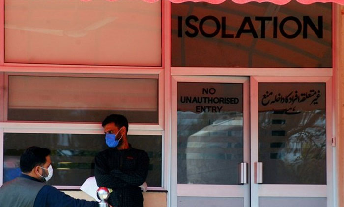 کے پی میں 24 گھنٹوں میں کورونا سے 5 افراد انتقال کرگئے،محکمہ صحت