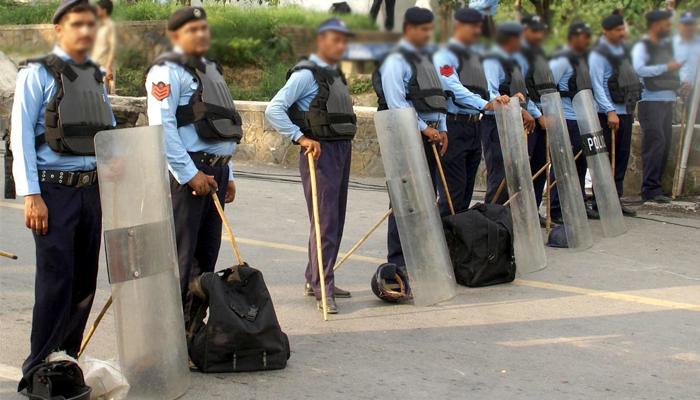 اسلام آباد میں عیدالاضحی پر سخت سیکیورٹی انتظامات