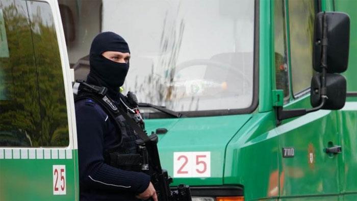 ایران میں امریکی دہشت گرد گروپ کا سربراہ گرفتار